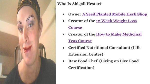 Who Is Abigail Hester-